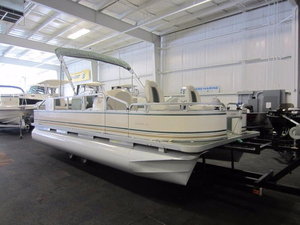 Used Avalon 20 CC FNF Pontoon Boat For Sale