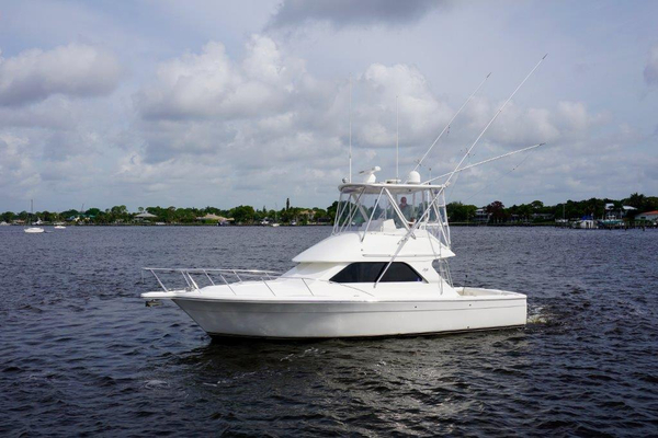 Used Albemarle Sportfish Convertible Fishing Boat For Sale