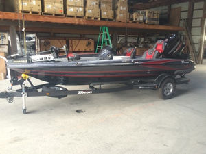 New Triton Boats 18TRX Bass Boat For Sale