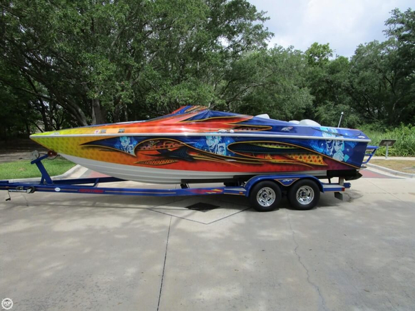 Used Baja 23 Outlaw SST High Performance Boat For Sale