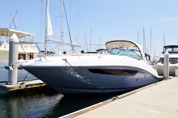 New Sea Ray 370 Sundancer Cruiser Boat For Sale