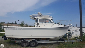 Used Osprey 24 Fish Pilothouse Boat For Sale