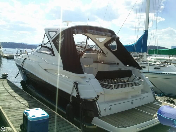 Used Regal Commodore 3560 Express Cruiser Boat For Sale
