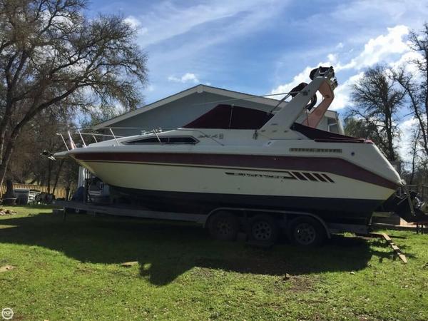 Used Sea Ray Sundancer 290 Express Cruiser Boat For Sale