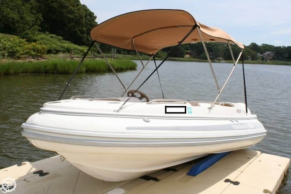 Used Novurania 17 Equator Bowrider Boat For Sale