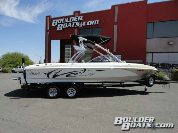 Used Tige 24Vé Ski and Wakeboard Boat For Sale