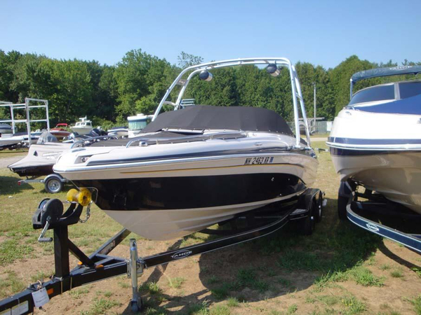Used Tracker Tahoe Q71 Bowrider Boat For Sale