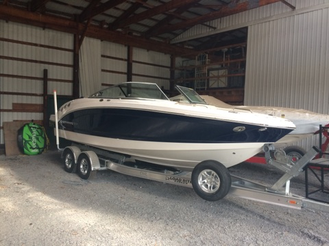 New Chaparral 246 SSi Sports Cruiser Boat For Sale