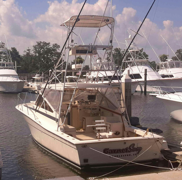 Used Viking Express Sportfish Express Sports Fishing Boat For Sale