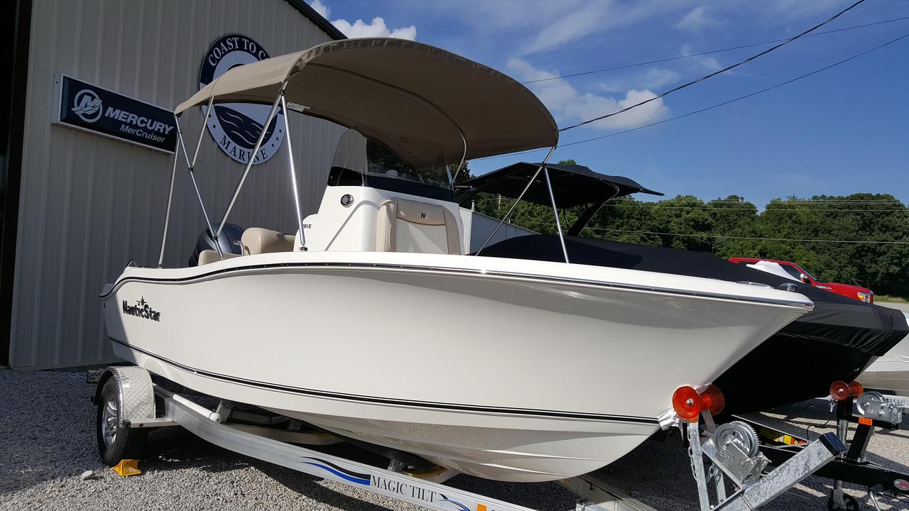 2017 new nauticstar 19xs freshwater fishing boat for sale for Freshwater fishing boats