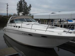 Used Sea Ray 370 Sundancer Cuddy Cabin Boat For Sale