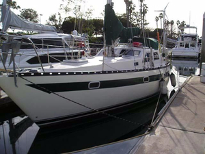 Used Cooper 353 Sloop Sailboat For Sale