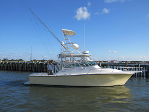 Used Henriques Express Sports Fishing Boat For Sale