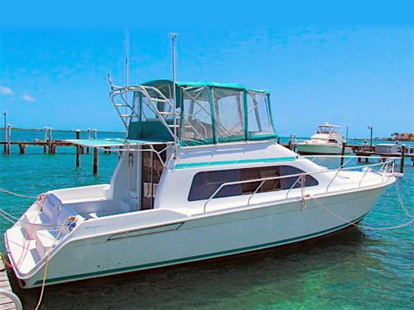 Used Mainship Sedan Bridge Cruiser Boat For Sale