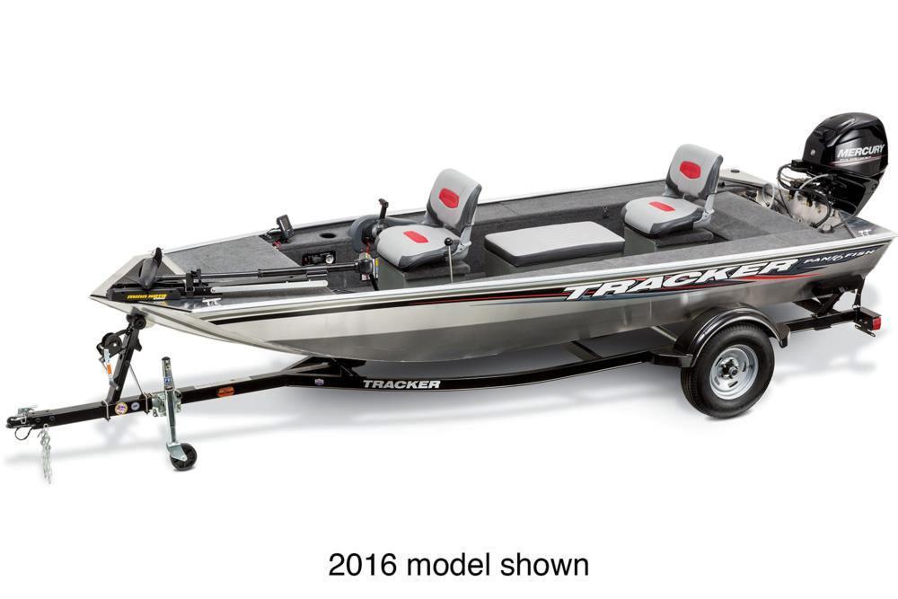2017 new tracker panfish 16 freshwater fishing boat for for Best freshwater fishing boats