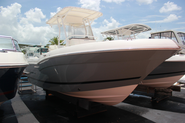 New Striper 220 Center Console Freshwater Fishing Boat For Sale