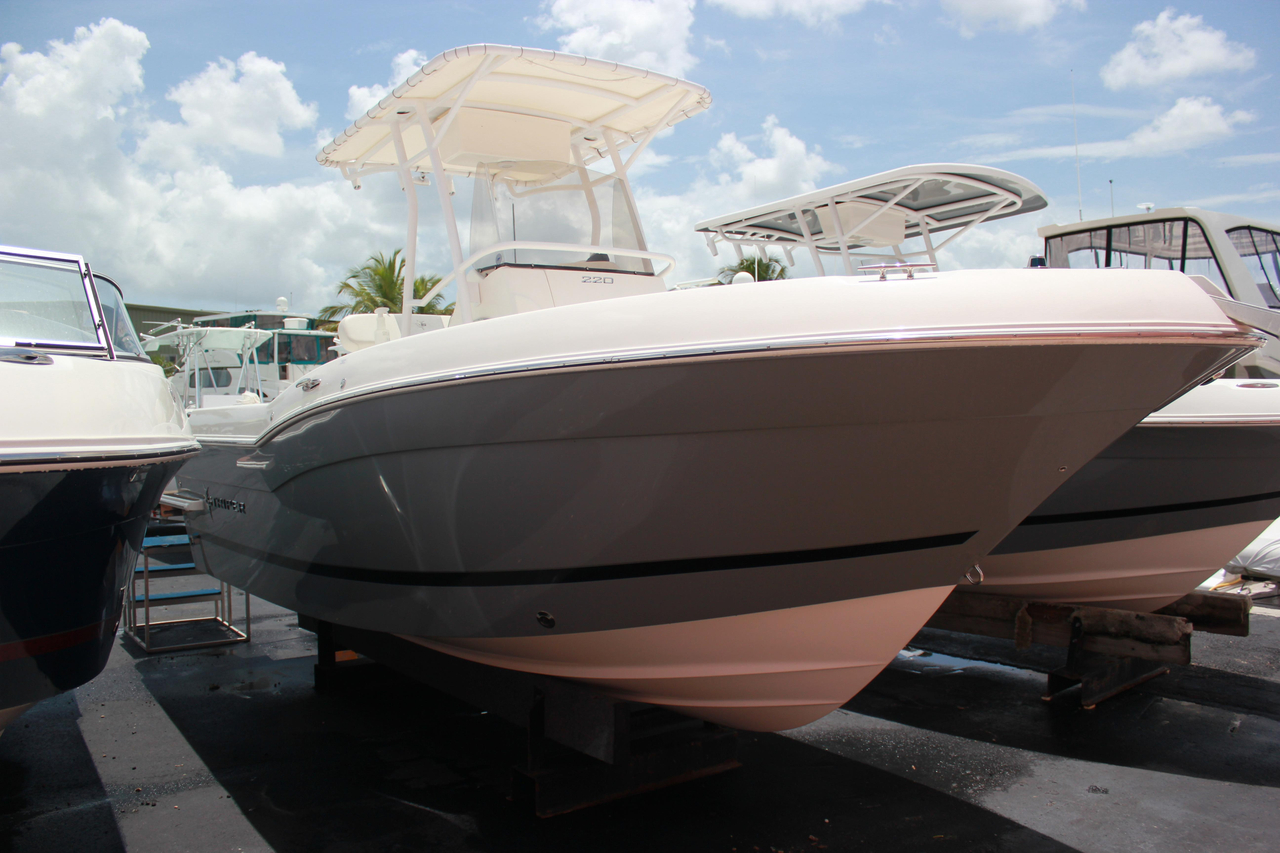 2015 new striper 220 center console freshwater fishing for Center console fishing boats for sale
