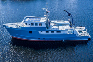Used Ocean Voyager Commercial Boat For Sale