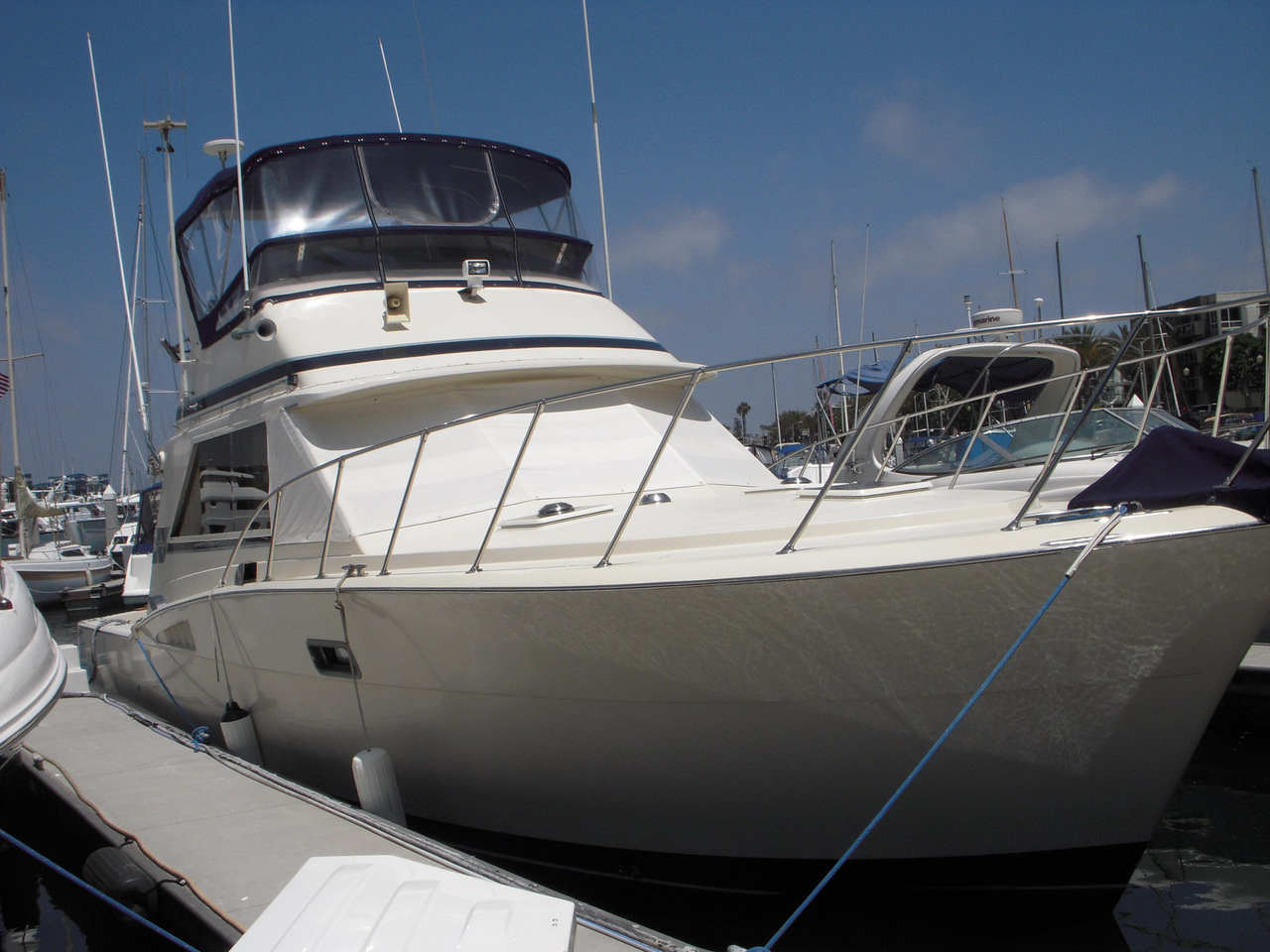 1979 used chris-craft sport fisher