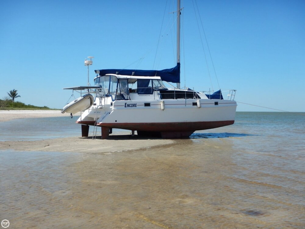 Used Endeavour 34 Catamaran Sailboat For Sale
