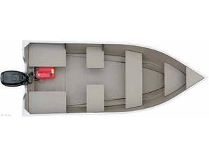 New Crestliner 14 SS/SC Utility Boat For Sale