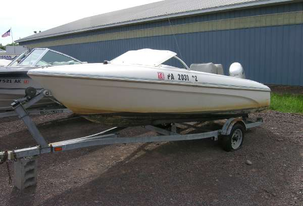 Used Bayliner 15 Capri BR Bowrider Boat For Sale