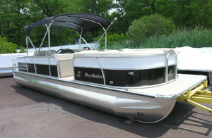 New Misty Harbor 2585 RL Pontoon Boat For Sale