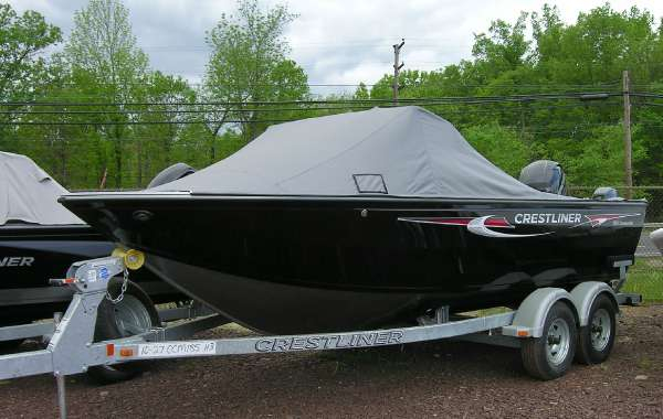 New Crestliner 1850 Commander Freshwater Fishing Boat For Sale