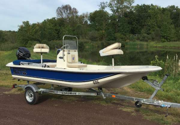 New Carolina Skiff JV 15 CC Skiff Boat For Sale