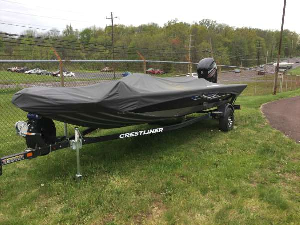 New Crestliner VT 19 Freshwater Fishing Boat For Sale