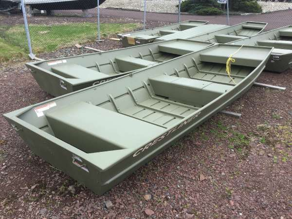New Crestliner 1648MT CR Jon Boat For Sale