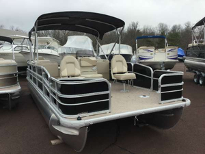New Misty Harbor 245 CC Pontoon Boat For Sale