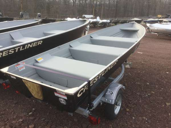New Crestliner CRV 1457 Freshwater Fishing Boat For Sale
