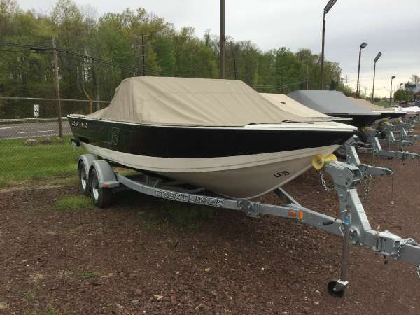 New Crestliner 1950 Fish Hawk WT Freshwater Fishing Boat For Sale