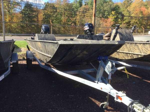 New Crestliner 1756 Retriever SC Freshwater Fishing Boat For Sale