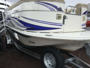 Used Fun Chaser DS 20 Cruiser Deck Boat For Sale