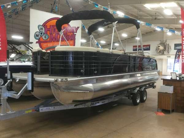 New Misty Harbor 2685 SE Skye Pontoon Boat For Sale