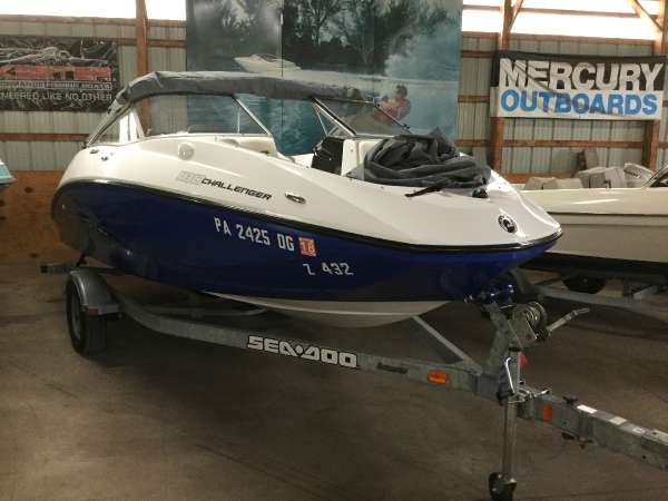 Used Sea Doo Jet Boat For Sale