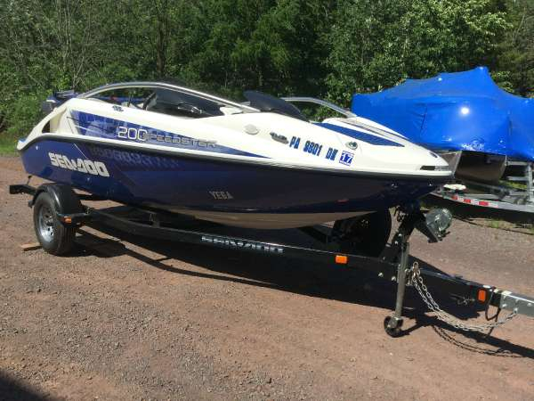Used Sea-Doo 200 Speedster (430 hp) Jet Boat For Sale