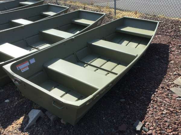 New Crestliner 1032 CR Jon Boat For Sale