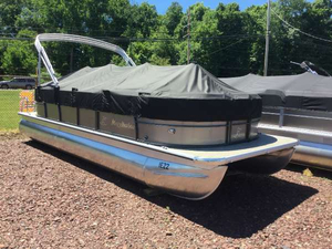 New Misty Harbor 2285CU Pontoon Boat For Sale
