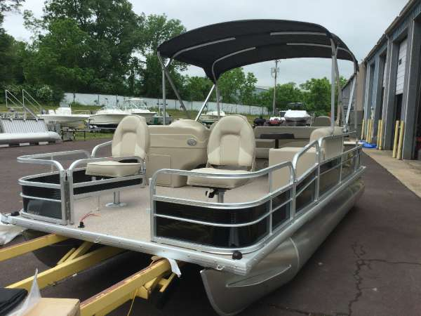 New Misty Harbor 1880CF Pontoon Boat For Sale