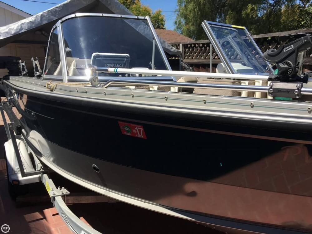 2002 used lund 1800 aluminum fishing boat for sale for Used lund fishing boats for sale
