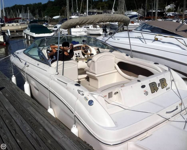Used Sea Ray Weekender 225 Cruiser Boat For Sale