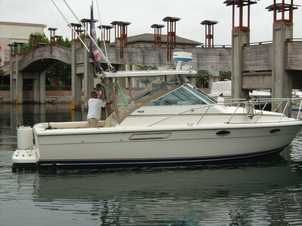 Used Tiara 2900 Open Saltwater Fishing Boat For Sale