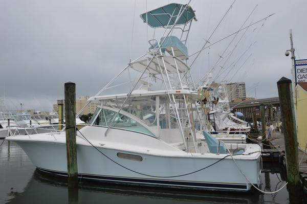 Used Luhrs 40 Open Sports Fishing Boat For Sale