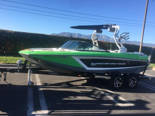 Used Nautique GS20 Ski and Wakeboard Boat For Sale