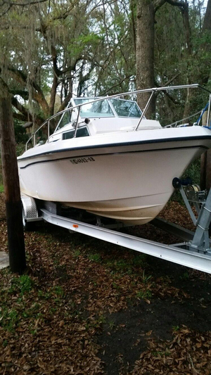 Used Gradywhite 24 Offshore Cuddy Cabin Boat For Sale