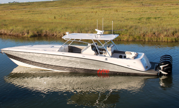 Used Concept 4400 Sport Yacht Center Console Fishing Boat For Sale