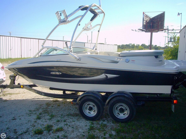 Used Sea Ray Sport 195 Bowrider Boat For Sale